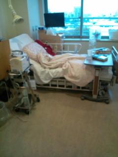 入院五日目