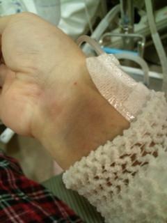 入院生活⑤続手術翌々日